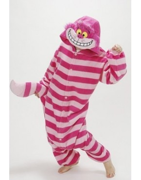 Kigurumi Cheshire Alice in Wonderland