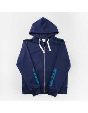 BTS - ZIP-UP HOODIE [花樣年華 ON STAGE : EPILOGUE] Oficial