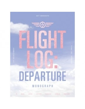 GOT7 - FLIGHT LOG: DEPARTURE GOT7 MONOGRAPH (PHOTOBOOK + DVD)