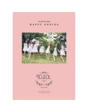 DIA 2ND MINI ALBUM - HAPPY ENDING