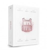 BTS - MEMORIES OF 2015 ( DVD & Photobook)