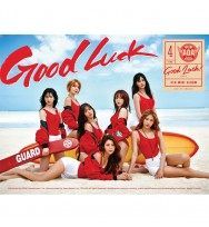 AOA - Mini Album Vol.4 [Good Luck] (WEEK Version)