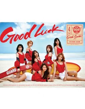 AOA - Mini Album Vol.4 [Good Luck] (WEEK Version)