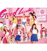 AOA - Mini Album Vol.4 [Good Luck] (WEEKEND Version)