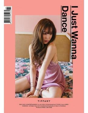 Girls' Generation : Tiffany - Mini Album Vol.1 [I Just Wanna Dance]
