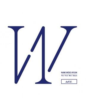 Infinite : Nam Woo Hyeon - Mini Album Vol.1 [Write..]