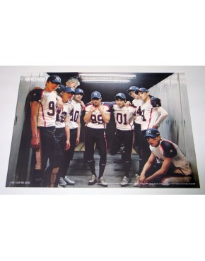 EXO - LOVE ME RIGHT (VOL. 2 REPACKAGE) OFFICIAL POSTER [KOREAN VERSION]