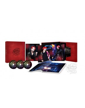 2014 XIA BALLAD & MUSICAL CONCERT WITH ORCHESTRA VOL.3DVD (Limited Edition)