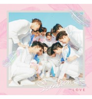 Seventeen - Album Vol.1 [FIRST LOVE&LETTER] LOVE Version