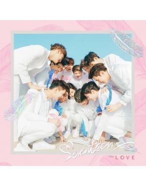 Seventeen - Album Vol.1 [FIRST LOVE&LETTER] LOVE Version