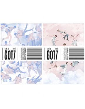 GOT7 - Mini Album Vol.5 [FLIGHT LOG : DEPARTURE]