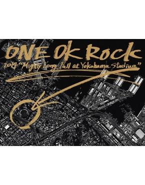 "ONE OK ROCK 2014 ""Mighty Long Fall at Yokohama Stadium"" - Blue Ray"