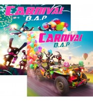 Combo  B.A.P - Mini Album Vol.5 [CARNIVAL] (Normal+Special Version)