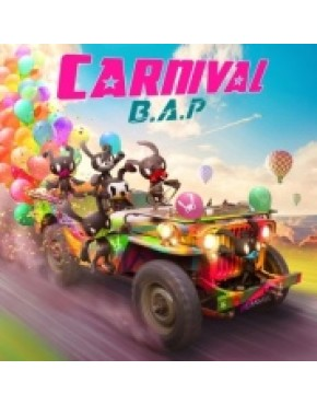 B.A.P - Mini Album Vol.5 [CARNIVAL]