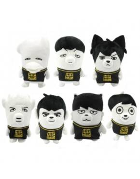 Figure BTS - HIP HOP MONSTER (16cm) Plush