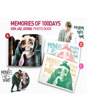 JYJ : Kim Jae Joong - 2016 Kim Jae Joong Photo Book MEMORIES OF 100 DAYS Limited Edition
