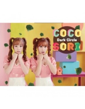 CocoSori - Dark Circle (1st Single Album)