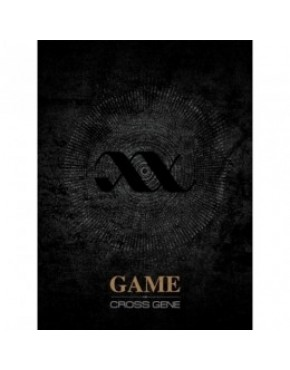 CROSS GENE 3RD MINI ALBUM - GAME
