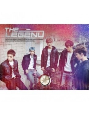 THE LEGEND - Sound Up! (2nd Mini Album)