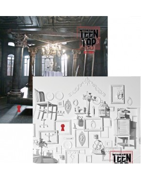 Combo TEEN TOP - MINI ALBUM VOL.7 [RED POINT] (CHIC+ URBAN)