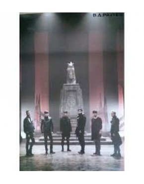 POSTER B.A.P - MATRIX (Normal Version) [OFFICIAL]