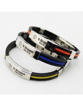 Pulseira Big Bang G-Dragon