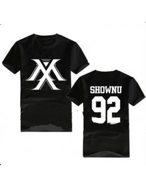 Camiseta Monsta X Membros