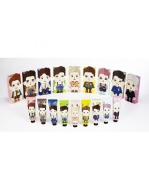 NATURE REPUBLIC OFFICIAL EXO HAND & NATURE HAND CREAM SET