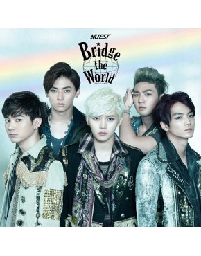 NU'EST- Bridge the World [DVD, Type B]