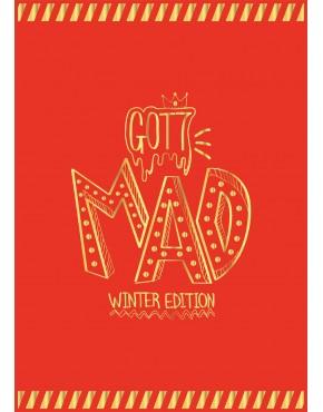 GOT7 - Mini Album Repackage [MAD Winter Edition] Happy Version
