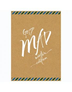 GOT7 - MINI ALBUM REPACKAGE [MAD WINTER EDITION] Merry Version