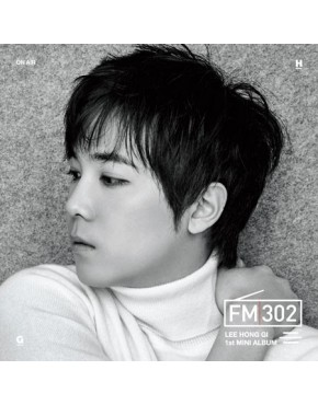FTISLAND : Lee Hong Gi - Mini Album Vol.1 [FM 302] (Gray Version)