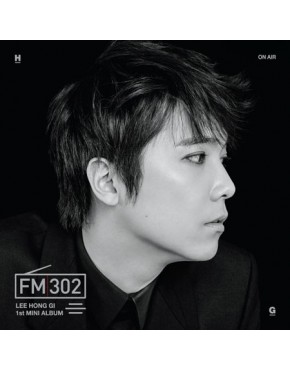 FTISLAND : Lee Hong Gi - Mini Album Vol.1 [FM 302] (Black Version.)