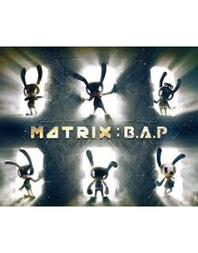 B.A.P - Mini Album Vol.4 [MATRIX] (Special Version)