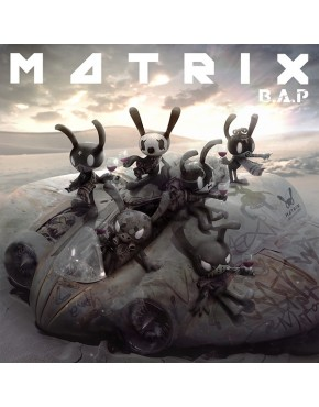 B.A.P - Mini Album Vol.4 [MATRIX]