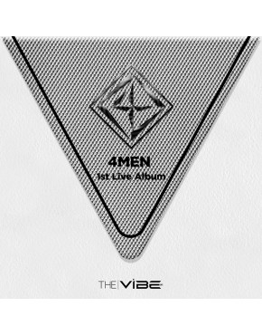 4men - Live Album Vol. 1 [4MEN 1st Live Album]