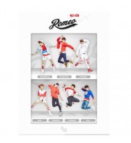 ROMEO - Mini Album Vol.2 [Zero in]