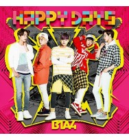 B1A4- Happy Days [Special Book, Limited Edition / Tipo A]