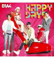 B1A4- Happy Days [DVD, Limited Edition / Tipo B]