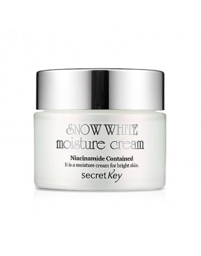 SECRET KEY Snow White Moisture Cream 50g - Skin brightening effect