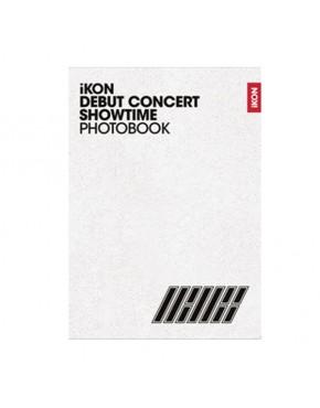 iKON DEBUT CONCERT [SHOWTIME] PHOTO BOOK