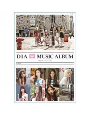 DIA - Album Vol.1 [DO IT AMAZING]