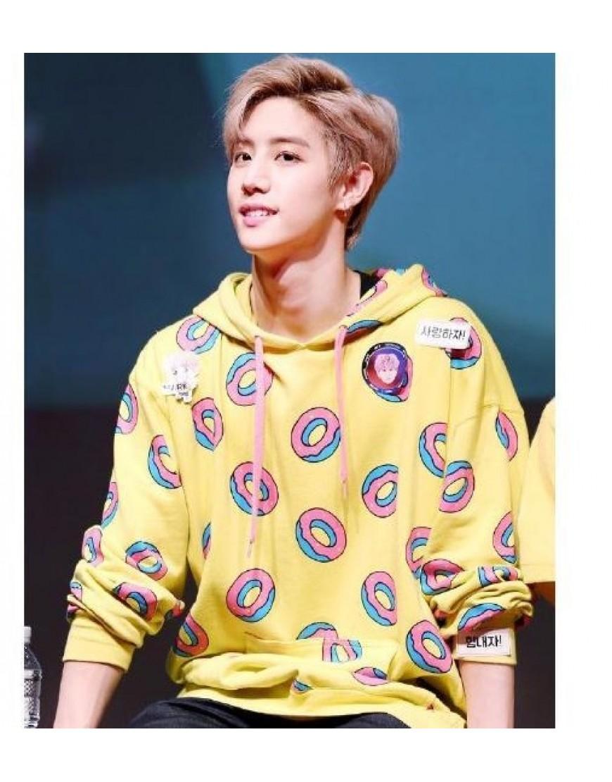 Blusa BTS GOT7 Just Right modelo 01 popup