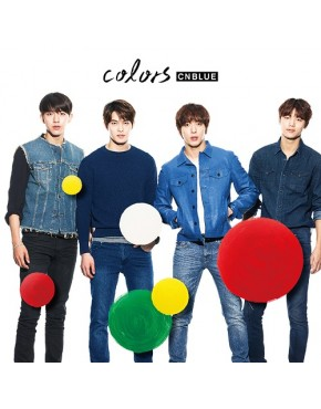 CNBLUE- colors [Limited Edition / Type B]