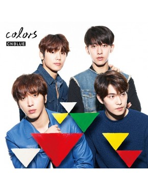 CNBLUE- colors [Regular Edition]