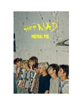 GOT7 - Mini Album [MAD] Vertical Version