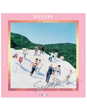 SEVENTEEN - MINI ALBUM VOL.2 [BOYS BE] Hide