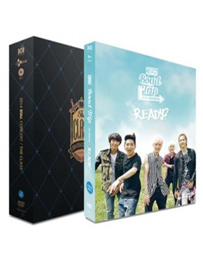 B1A4 - [2014 B1A4 Road Trip to Seoul -READY?] LIVE DVD + The Class Concert DVD
