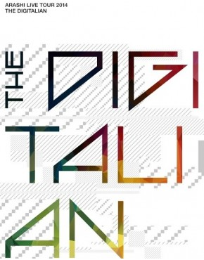 Arashi- Arashi Live Tour 2014 The Digitalian [Regular Edition]