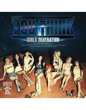 Girls' Generation - Album Vol.5 [You Think]